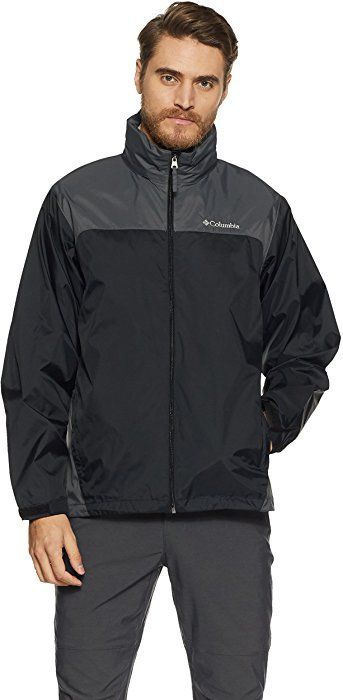 Amazon.com  Columbia Men s Glennaker Lake Packable Rain Jacket ... bc6c4cc6636