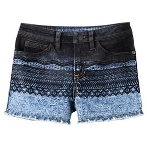 D-Signed Girls' Denim Shorts - Indigo-$16.99 at target.com