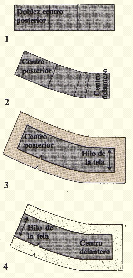 Patrones cuello Mao | Costura y patrones | Sewing, Sewing techniques ...