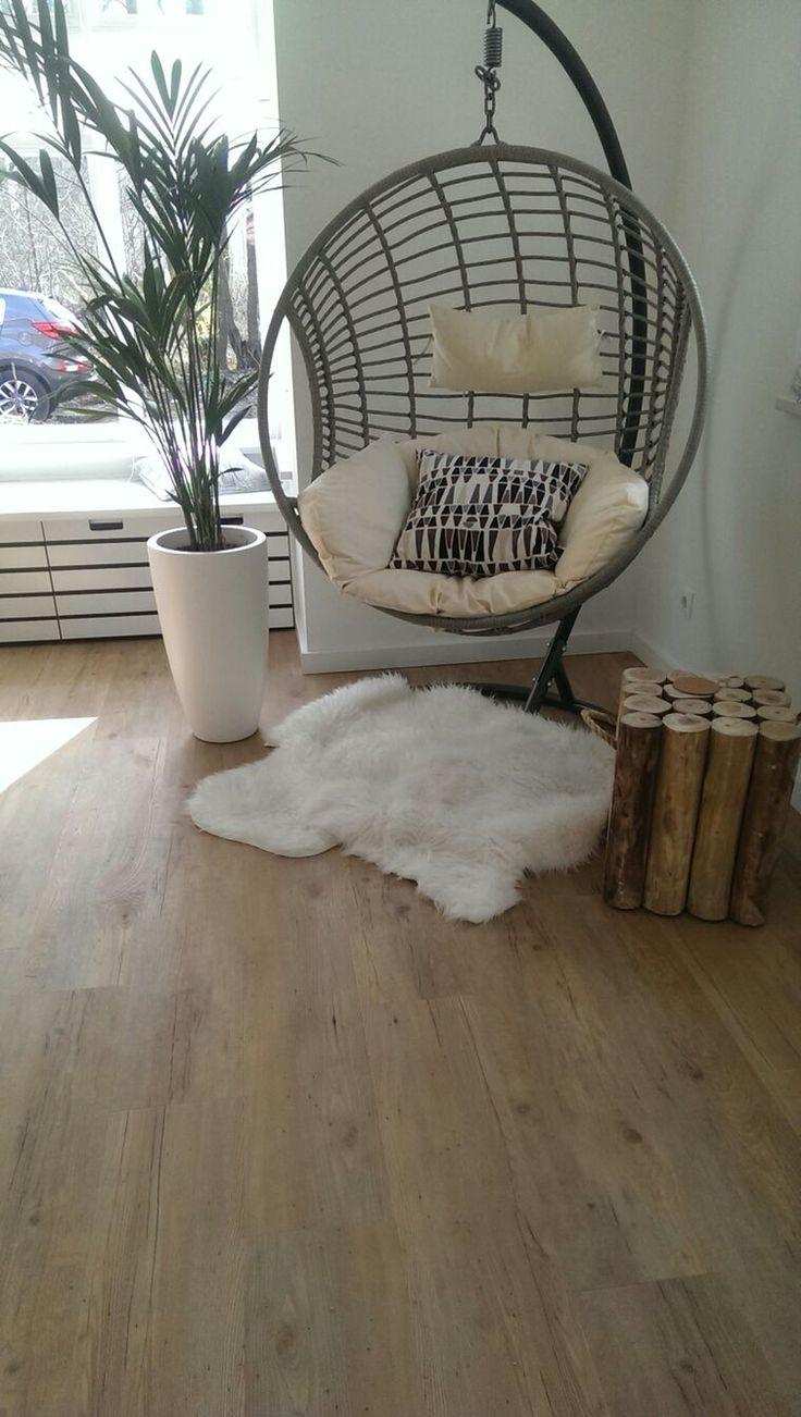 Ambiant excellent 95115 pvc  Eiken grijs pvcvloer gelegd door www.budgetdecoratie.nl  #vloerinspiratie #pvcvoorbeelden #pvcvloer