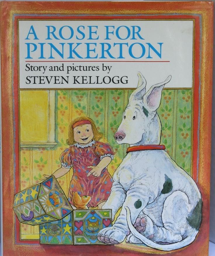 Steven Kellogg Books