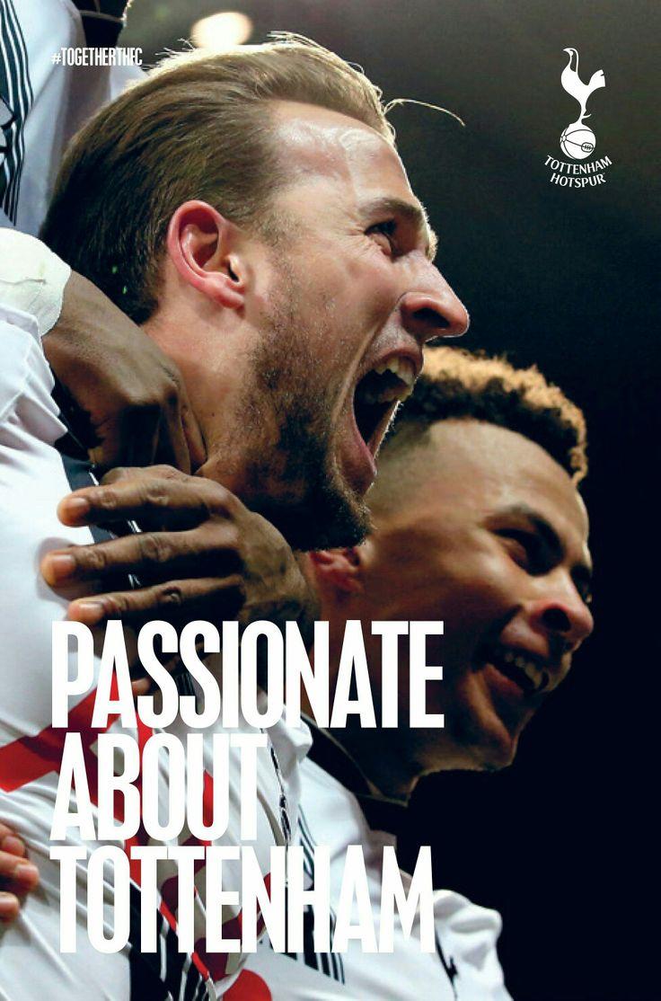 Tottenham Hotspur, mijn andere clubje waar ik zowel online als offline veel mee bezig ben.