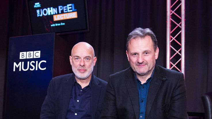 Brian Eno John Peel Lecture - very interesting. http://www.bbc.co.uk/programmes/b06dcmxl