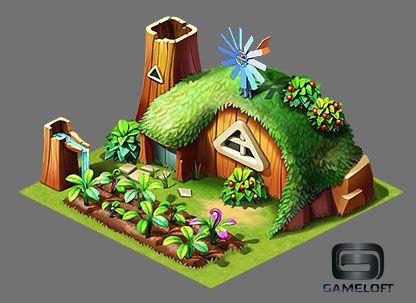 Dragonmania's farm