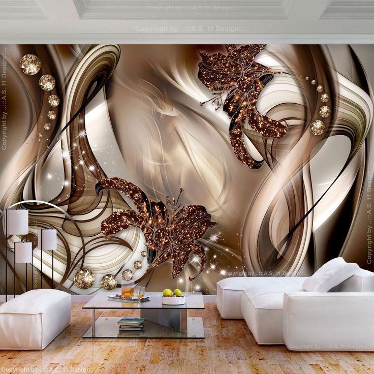 Wandbilder 3d Effekt : vlies fototapete 3d effekt ornamente braun diamant tapete wandbilder wohnzimmer eur 8 99 ~ A.2002-acura-tl-radio.info Haus und Dekorationen