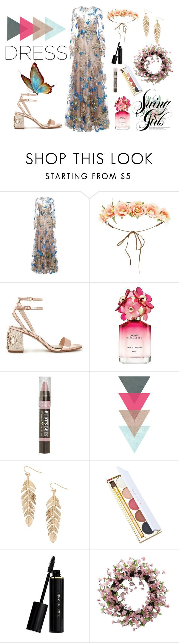 """Butterfly"" by justmystylexally on Polyvore featuring moda, Forever 21, Miss Selfridge, Marc Jacobs, Burt's Bees, WALL, Humble Chic, Winky Lux ve Elizabeth Arden"