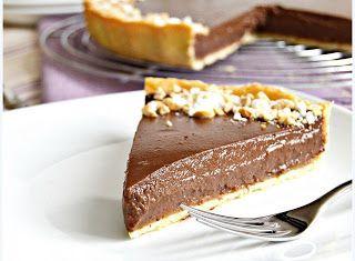 Cucinare che Passione: Crostata con crema al cioccolato