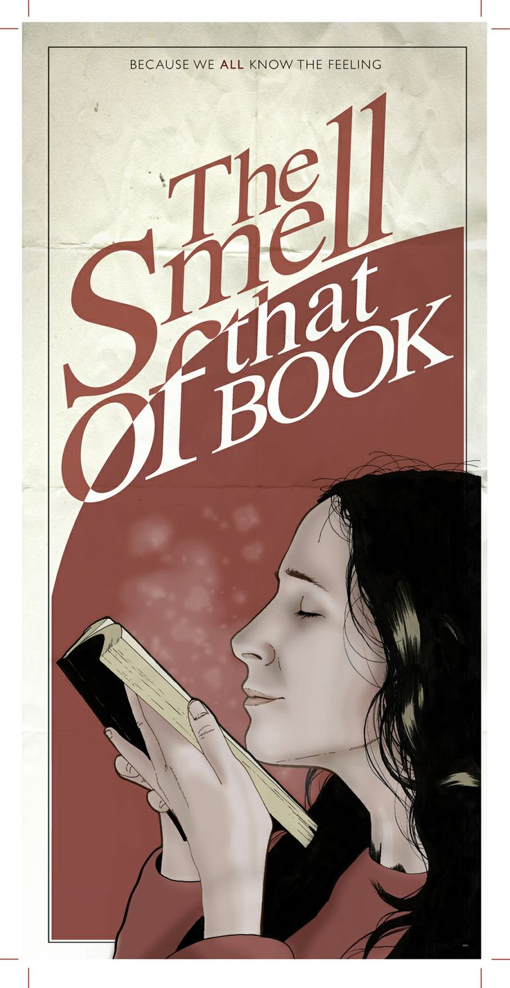 """The Smell of that Book"" by Borja Bonafuente Gonzalo  https://www.youtube.com/watch?v=dJvzJtrpxdg"