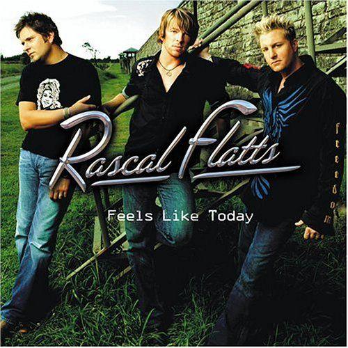 Rascal Flatts CD