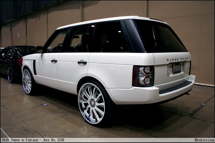 2011 range rover white - Google Search