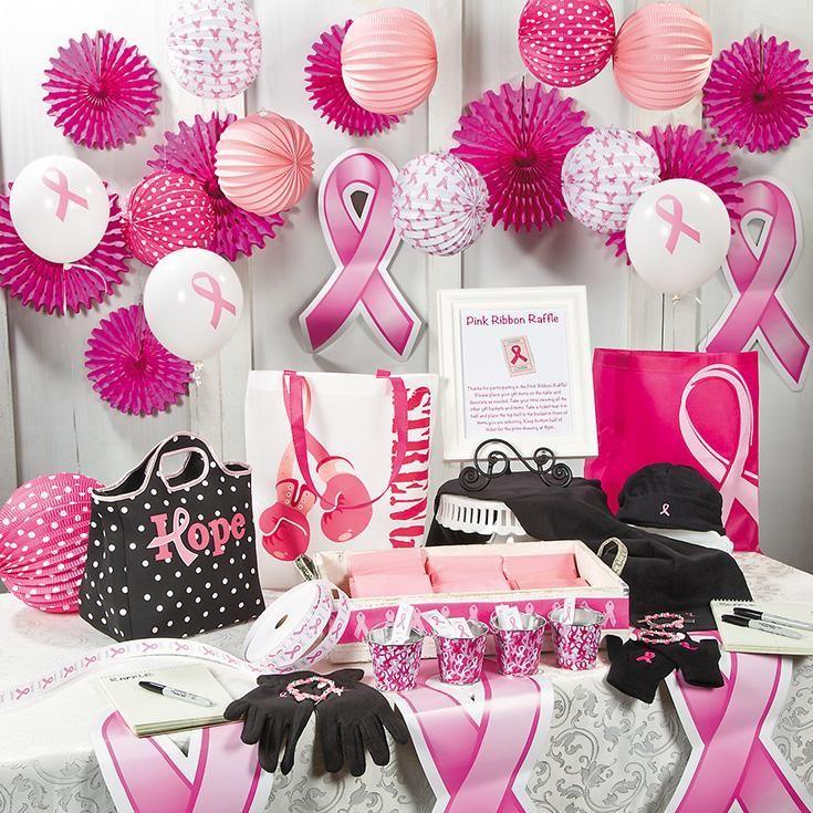 17 best images about pink ribbon ideas on pinterest. Black Bedroom Furniture Sets. Home Design Ideas