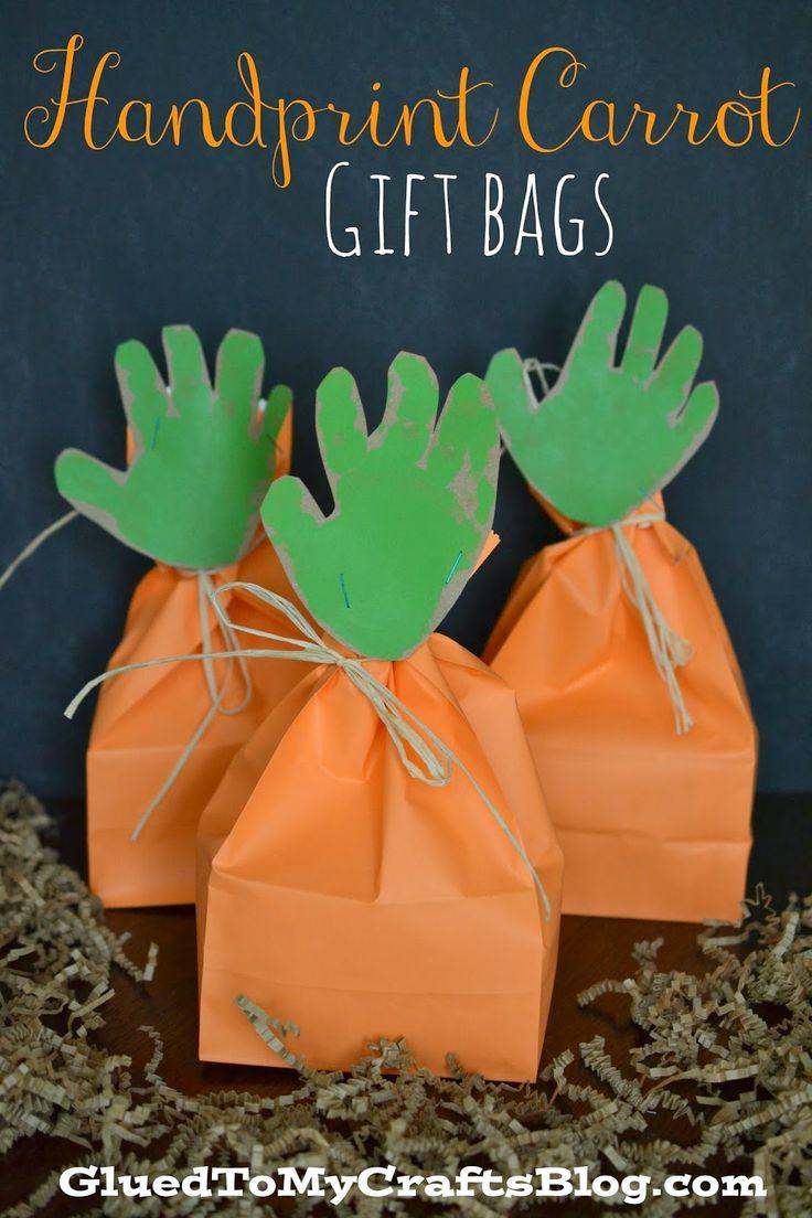 118 best gatehouse images on pinterest teacher appreciation handprint carrot gift bags craft negle Choice Image