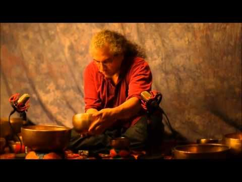 70 minute~7 Chakra Meditation with 21 Antique Tibetan Singing Bowls~Crown~B thru Root~C - YouTube  ~☆~