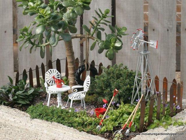How to Make a Magical Fairy Garden  - CountryLiving.com