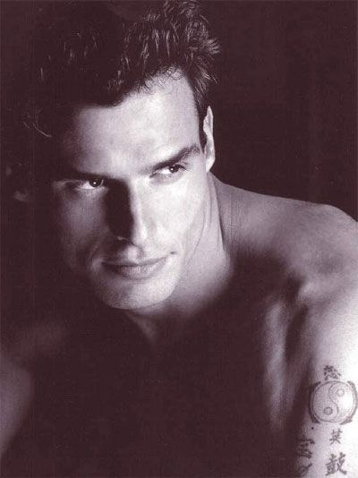 """Antonio Sabato Jr - loved him ever since he was in Janet Jackson's """"Love will never do without you"""" video"""