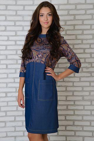 красивые платья из джинса - Поиск в Google
