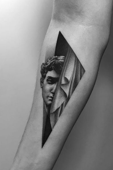30 Best Tattoos Inspired by Classical Art