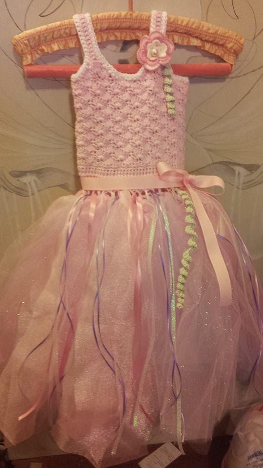 Happy Heart Fiber Art : Free Pattern Friday! The fairy princess tutu Dress...