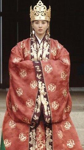 Queen Soseono of Goguryeo
