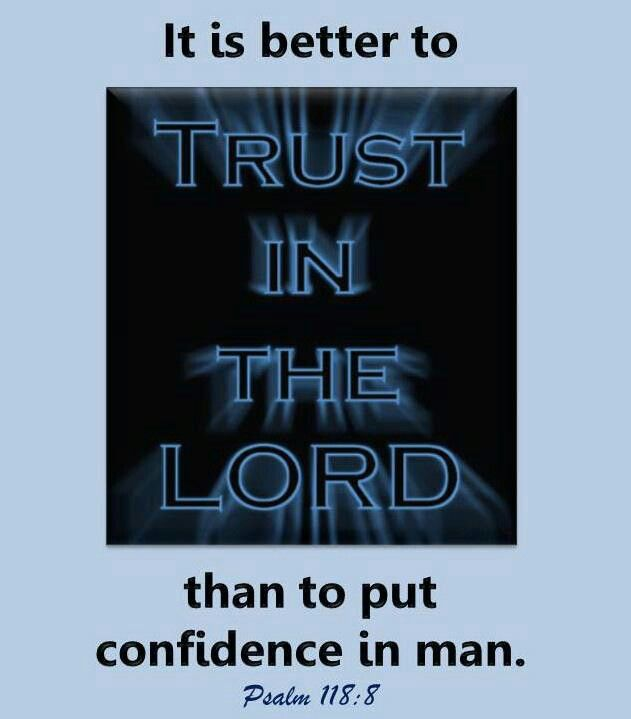 Why Not To Trust Men: * *Bible- Quotes* *