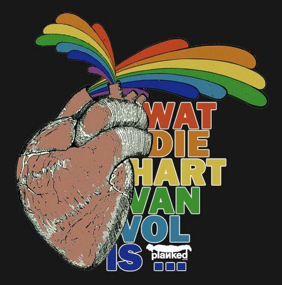 Wat die hart van vol is