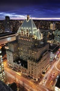 Planning my next trip to Vancouver this April. The Fairmont Hotel. Can't wait to take my niece for afternoon tea here