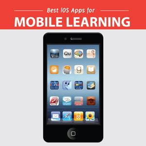 Learning doesn't have to come out of a textbook. Take a look at some of the best mobile apps for iPhone-based education.