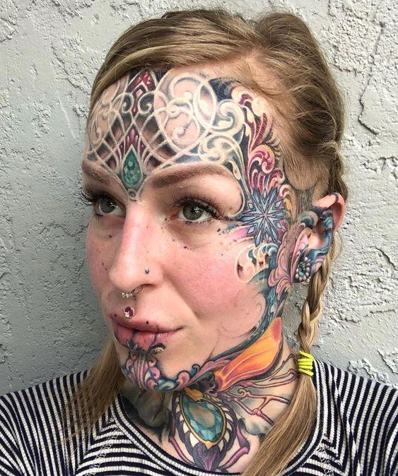 Pin on KUNST - Tattoes/Piercings + Pop Art