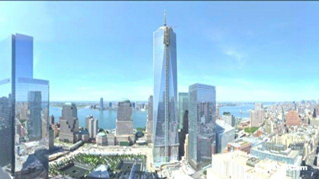 F.G. Saraiva: Novo World Trade Center abre portas aos primeiros ...