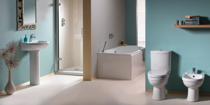 Grace Bathroom Suite    One of our bestselling suites,.offering contemporary and timeless style, high quality ceramics and a price that is extremely affordable. The quality of this bathroom suite is backed up by a superb 25 year guarantee and WRAS-approval of the cistern internals, plus a fantastic heavy-duty quick release toilet seat available, making cleaning the toilet quicker and easier. The Grace bathroom suite has a wide range of basin, toilet and bidet options, ideal for all…