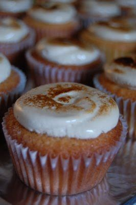 Creme Brulee Cupcakes | Beantown Baker