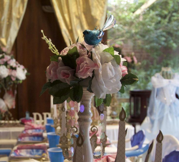 Wish Upon a Party Perth Cinderella decoration hire