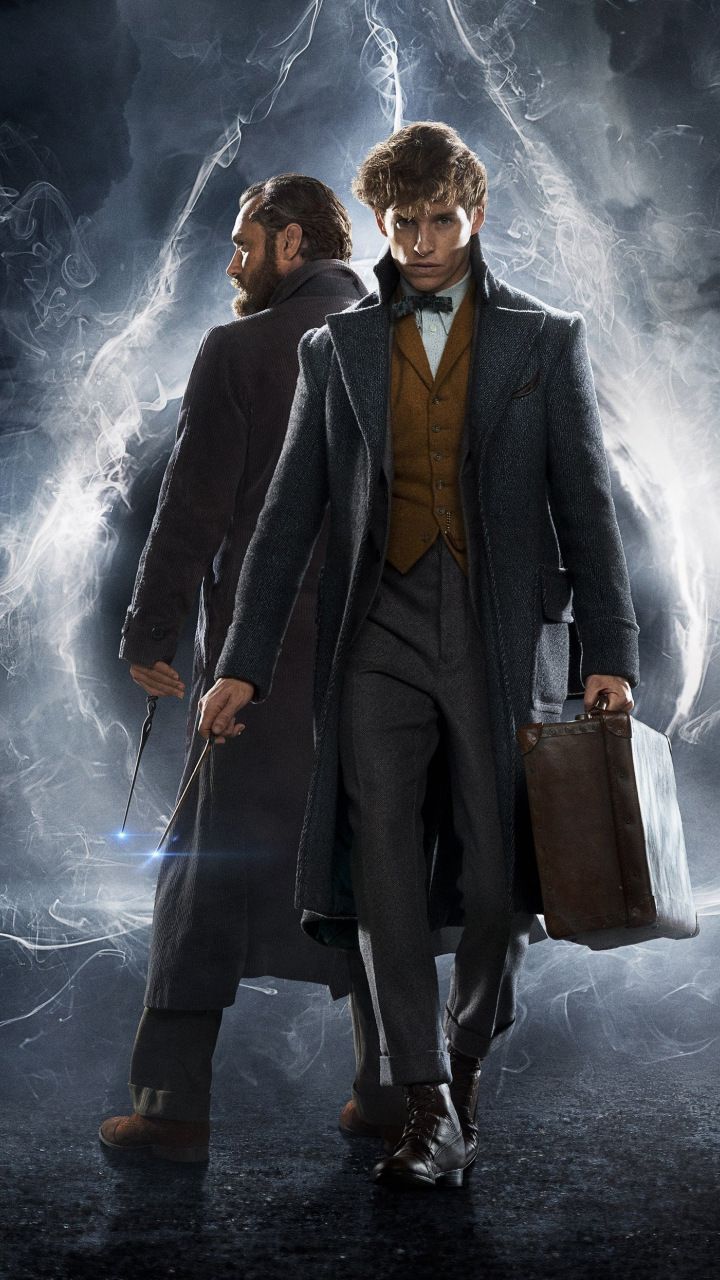 Fantastic Beasts The Crimes Of Grindelwald Movie 2018 720x1280