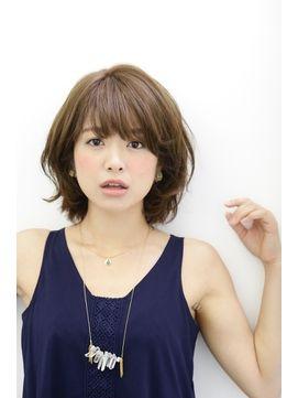 renca hair&beauty 【レンカ】くしゃくしゃボブが可愛い★無造作レイヤー