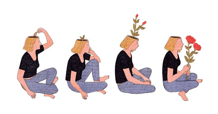 Delaying the completion of a project may actually make you more creative. Find out why one Op-Ed writer made the New Year's resolution to procrastinate more. (Illustration: Marion Fayolle)