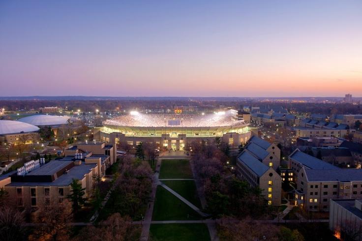 (Notre Dame Football/Facebook)
