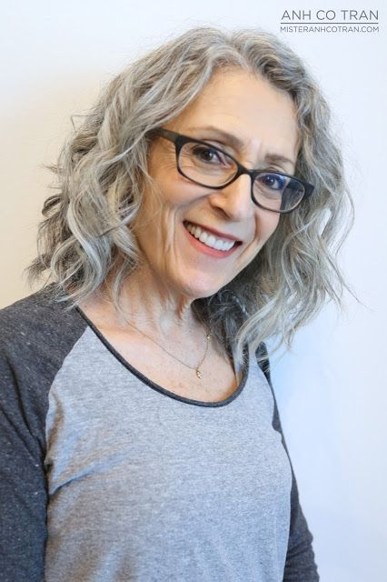 Curly Grey Hair And Glasses All About Them Glasses