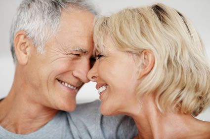 older romantic couple Understanding the recipe for a relationship satisfaction