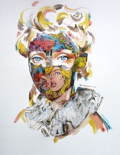 Cages Superheros  https://www.facebook.com/Sandra.Chevrier.Art