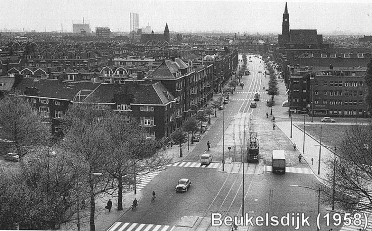 1958 Beukelsdijk, richting West.