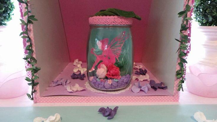 Fairy Party - Fairy in a jar
