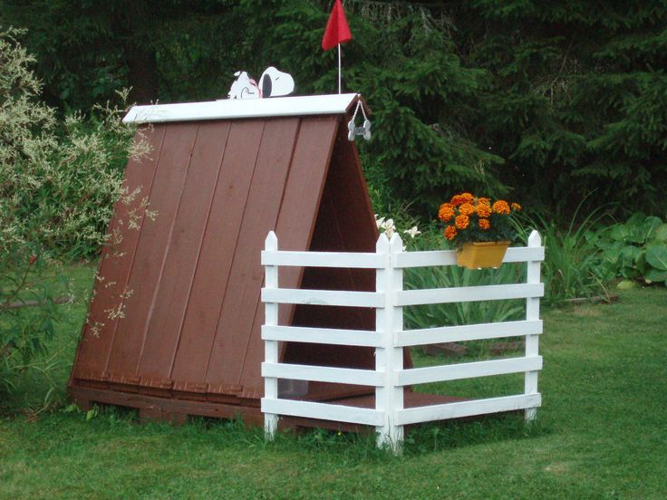 Diy ideas recycling doghouse collars made of a self-made