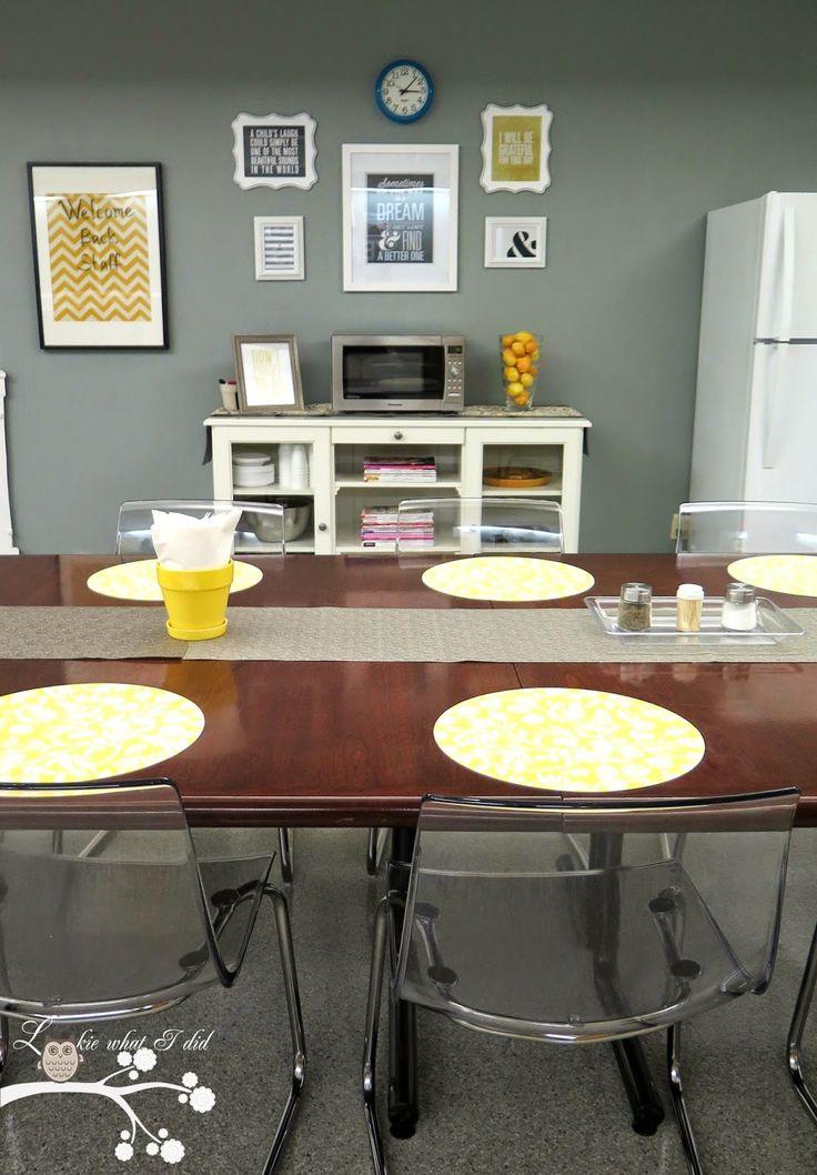 1000 Ideas About Teacher Lounge On Pinterest Staff