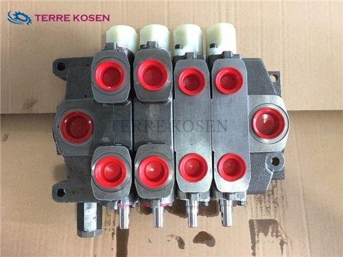 Hydraulic Control Valve VG20 Series VG20(,,)