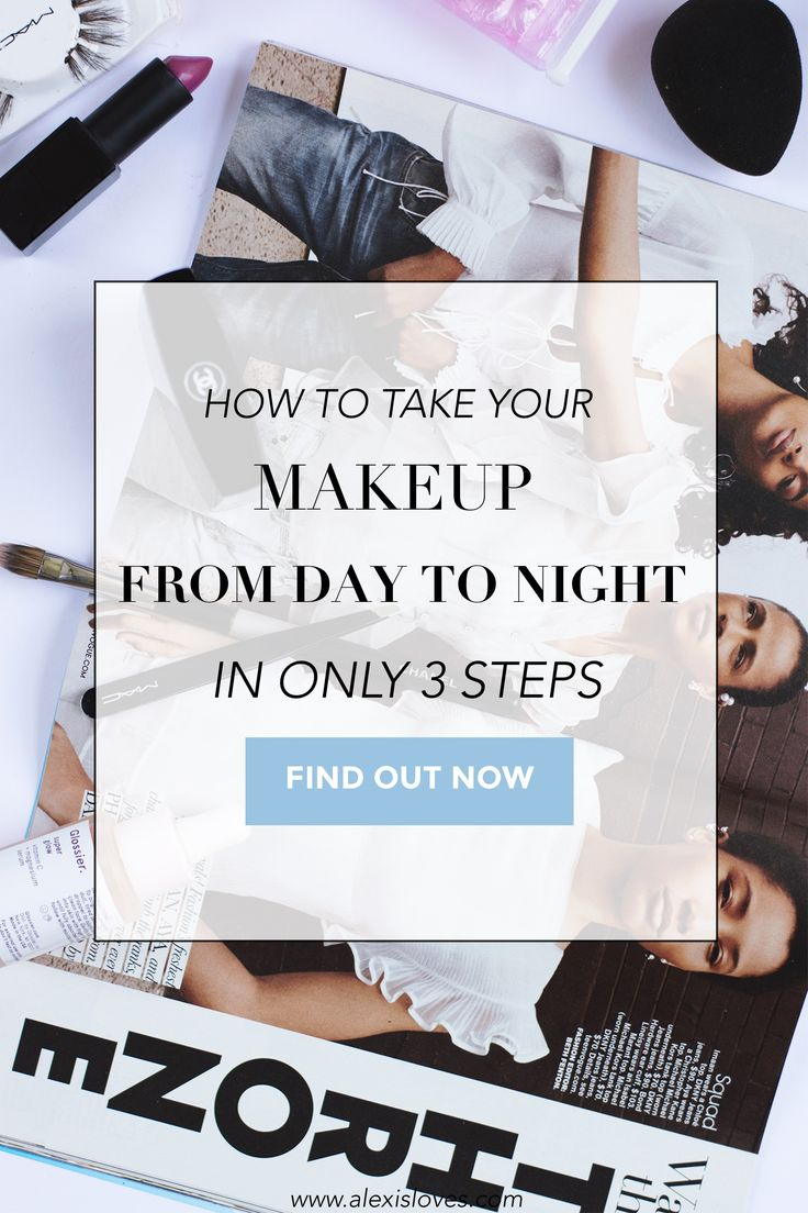 If you're the girlboss, crazy hustling millennial that I think you are, your days are jam packed!  Even if you're a bossed up mom with super full days, you also know the struggle of transitioning your look from day to night can be rough. In this post, I share with you 3 steps to transform your look from work mode to a social evening out!