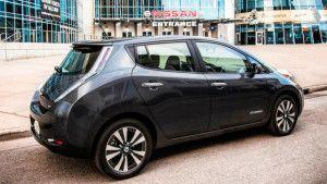 2015 Nissan Leaf msrp
