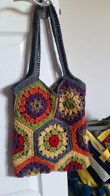 260 besten Crochet: It\'s in the bag!!! Bilder auf Pinterest ...