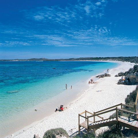 Rottnest Island, Western Australia  Had the funniest most frustrating day on this island! Major hissy fits & strops