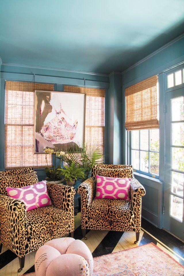 Cheetah Print Living Room Decor Interior Design Living Room Decor Home Cheetah print living room decor