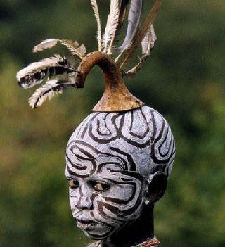 Peuples de la vallée de l'Omo -